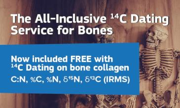 Bones Carbon Dating Services by Beta Analytic