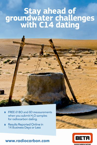 Beta Radiocarbon Dating Ad Hydrology