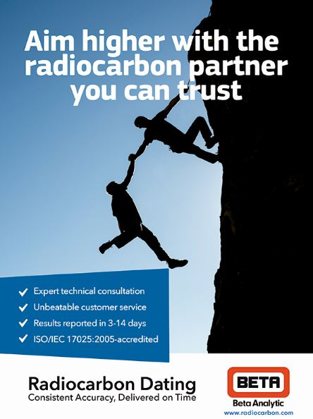 Beta Radiocarbon Dating Ad Consistent Service
