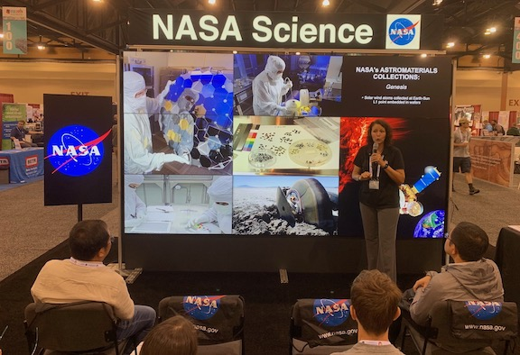 GSA 2019 NASA presentation